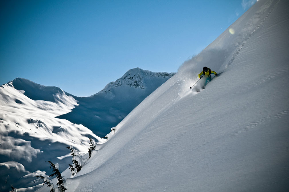 Holly Walker, Northern Escape Heli. Photo by Re Wikstrom.